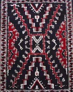 1930's Crystal Rug Navajo Art