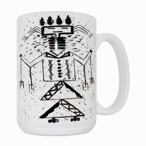 Talking God 15 Oz Mug (Right Side)