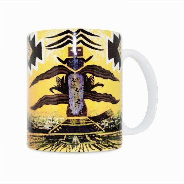 Sacred Corn 11 Oz Mug (Right Side)