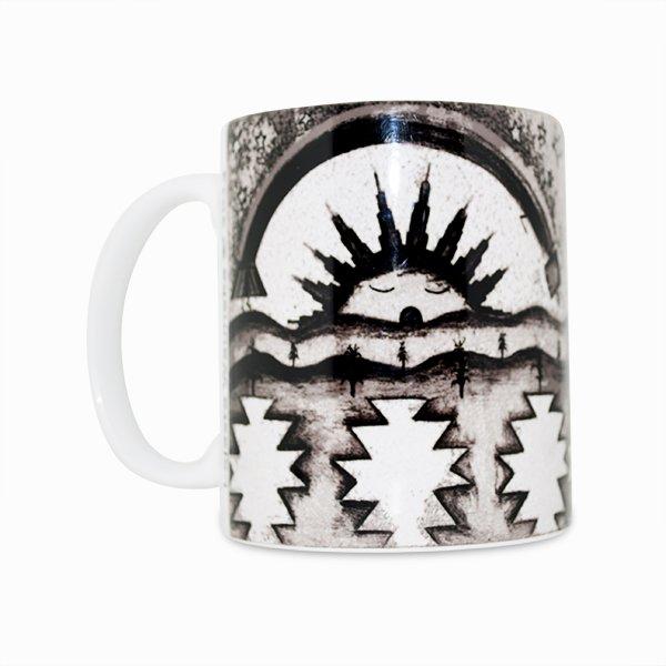 Morning Blessings 11 Oz Mug (Left Side)