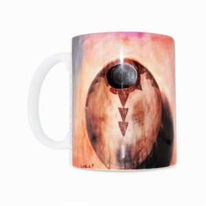 Navajo Pottery 1 11 Ounce Mug (RIght Side)