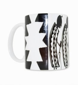 Female Dancers 11 Oz Mug (Left Side)