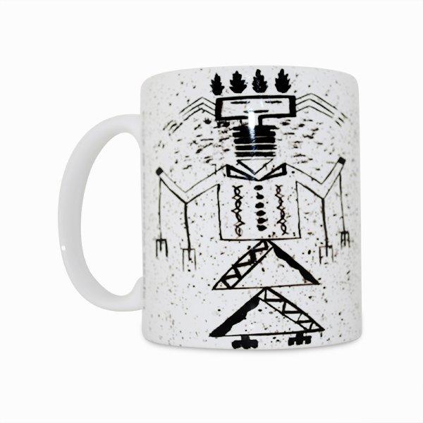 Talking God 11 Oz Mug (Left Side)