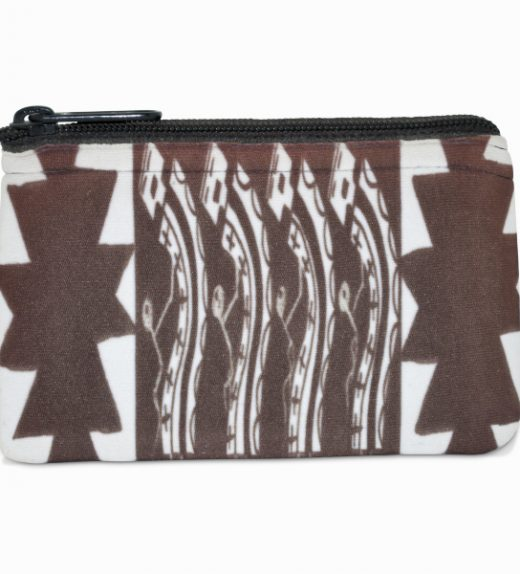 Male Dancers Navajo Art on Coin Purse