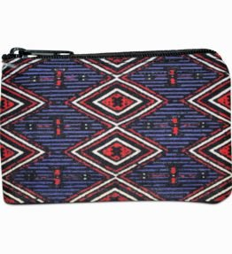 Navajo Chiefs Rug on a Coin Purse