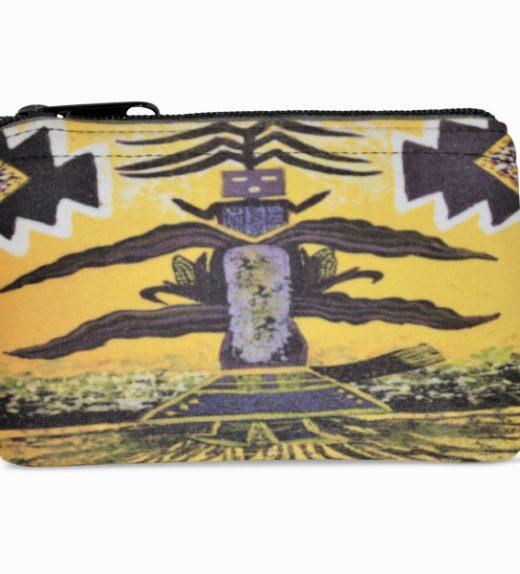 Sacred Corn on Coin Purse