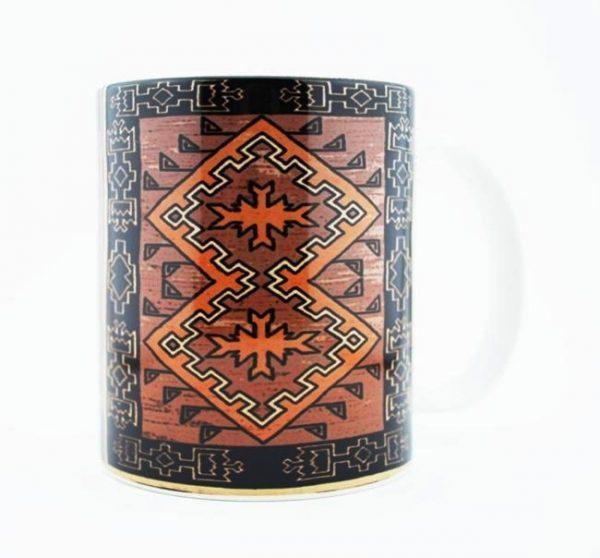 Navajo KlagetNavajo Klagetoh Rug Design on a 11 Oz Classic Mug (Right Side)oh Rug Design on a 11 Oz Classic Mug