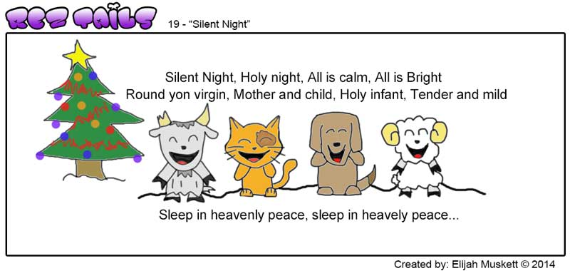 Rez Tails 19 Silent Night