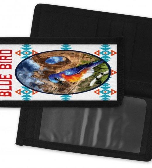 Blue-Bird-WR-Checkbook-Cover