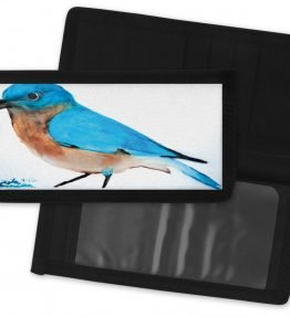 Bluebird-Checkbook-Cover