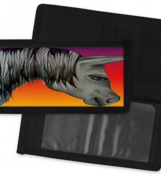 Great-Horse-Checkbook-Cover