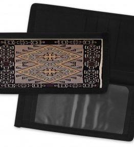Klagetoh-Rug-Checkbook-Cover