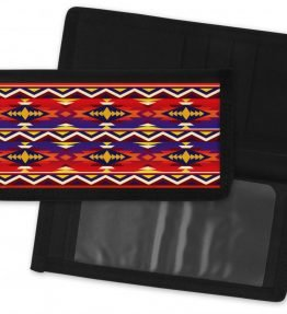 Tribal-10-Checkbook-Cover