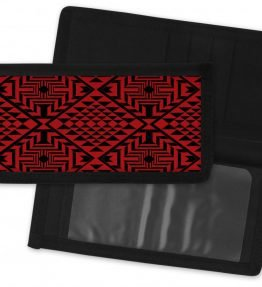 Tribal-13-Checkbook-Cover