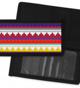 Tribal-3-Checkbook-Cover