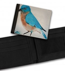 Blue-Bird-Bill-Fold-Wallet