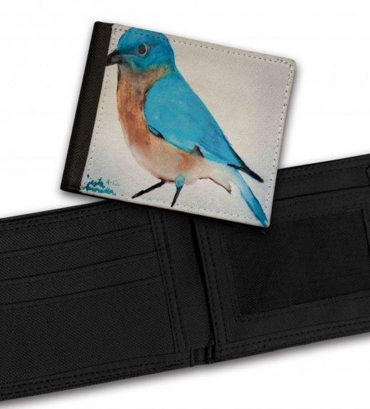 Blue-Bird-Bill-Fold-Wallet