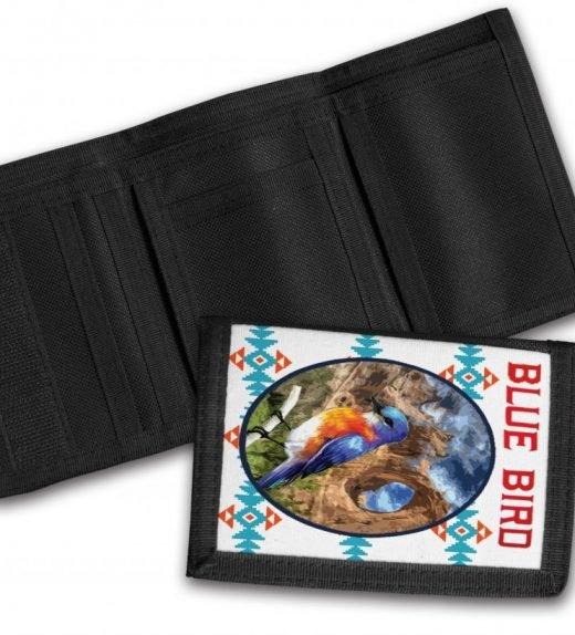 Blue-Bird-WR-Tri-Fold-Wallet