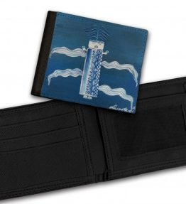 Blue-Corn-Bill-Fold-Wallet