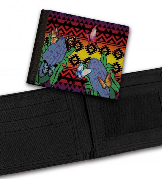 Butterflies-Repose-Bill-Fold-Wallet
