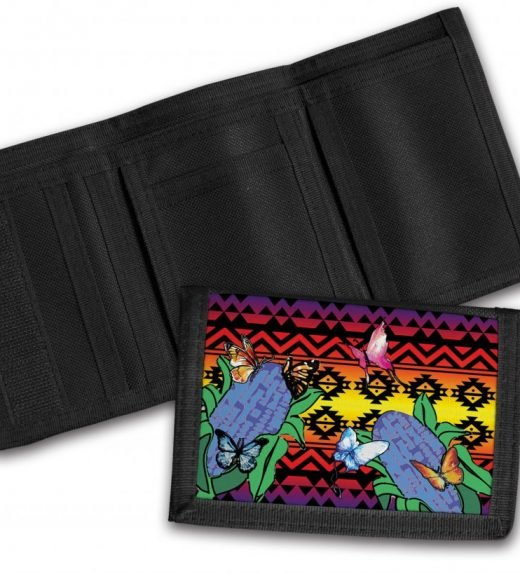Butterflies-Repose-Tri-Fold-Wallet