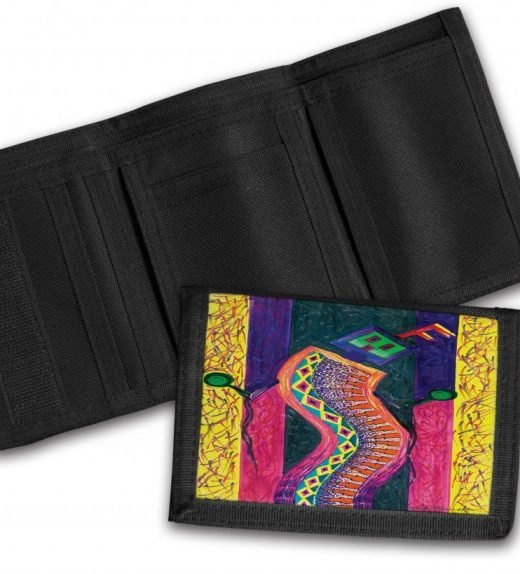 E-Dancer-Tri-Fold-Wallet