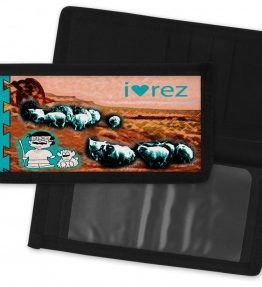 I-Heart-Rez-Checkbook-Cover
