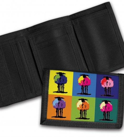 Navajo-Pop-Art-2-Tri-Fold-Wallet