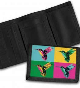 Navajo-Pop-Art-3-Tri-Fold-Wallet