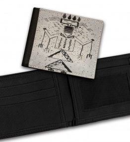 Talking-God-Bill-Fold-Wallet