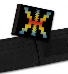 Tribal-Pattern-1-Bill-Fold-Wallet
