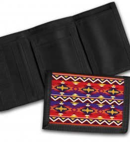 Tribal-Pattern-10-Tri-Fold-Wallet