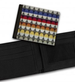 Tribal-Pattern-12-Bill-Fold-Wallet