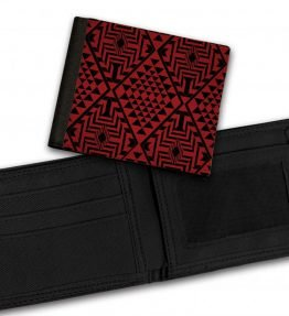 Tribal-Pattern-13-Bill-Fold-Wallet
