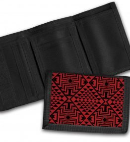 Tribal-Pattern-13-Tri-Fold-Wallet