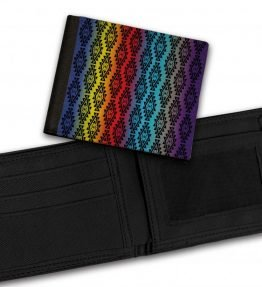 Tribal-Pattern-14-Bill-Fold-Wallet