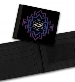 Tribal-Pattern-2-Bill-Fold-Wallet