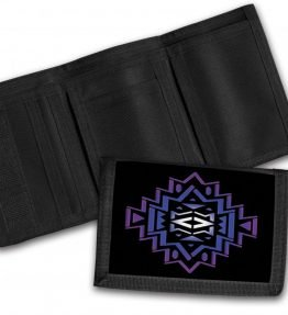 Tribal-Pattern-2-Tri-Fold-Wallet