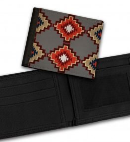 Tribal-Pattern-5-Bill-Fold-Wallet