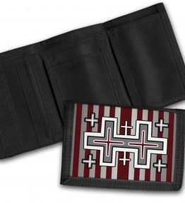 Tribal-Pattern-6-Tri-Fold-Wallet