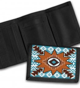 Tribal-Pattern-8-Tri-Fold-Wallet