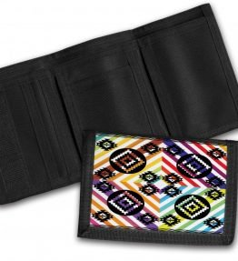 Tribal-Pattern-9-Tri-Fold-Wallet