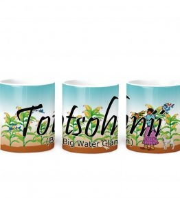 Big Water w Turq BG 11 oz mug