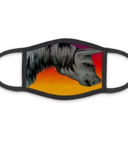 great horse mask