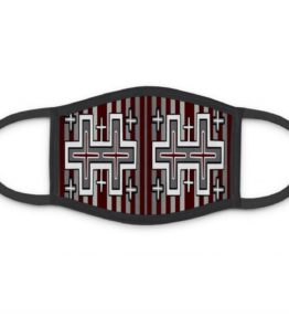 tribal 6 mask